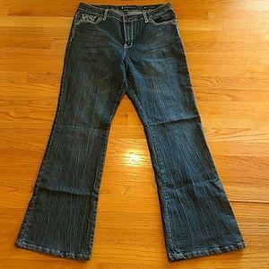 Salt Works Flare Jeans